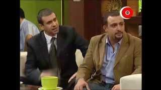 حلقة كريم عبد العزيز وأحمد السقا في تامر و شوقية