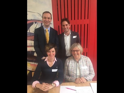 Alliance Breakfast Club - 30 March 2017 - Philanthropy scholarship and practise: Bridging the divide