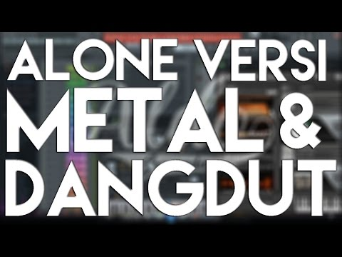 Alan Walker - Alone (Metal & Dangdut Cover)