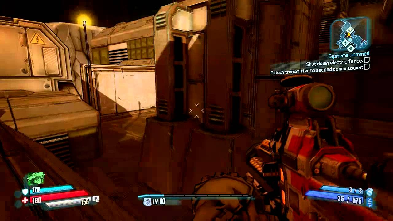 maxresdefault shut down electric fence in systems jammed borderlands pre sequel  at gsmx.co