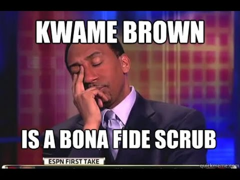 Best of Stephen A Smith: Kwame Brown Rants, NBA Scrubs, Lakers Trade, Roy Hibbert