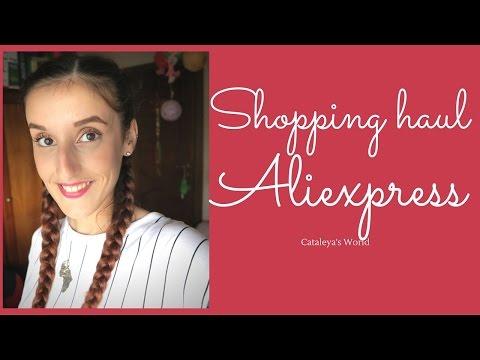 Aliexpress haul   shopping online pt. 3    Cataleya's world
