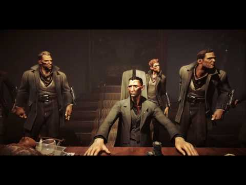 Dishonored 2 Ending: Allies Dead / High Chaos / Trapped Delilah (Abandon Corvo)
