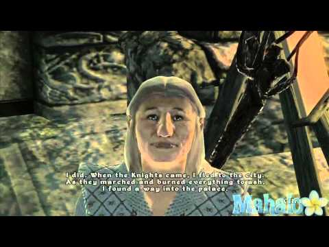 Elder Scrolls 4 Oblivion DLC - Shivering Isles Main Walkthrough 28 - Symbols Of Office Part 3