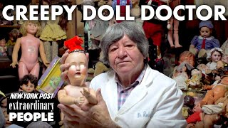 I'm a grown man who plays with dolls for a living | New York Post