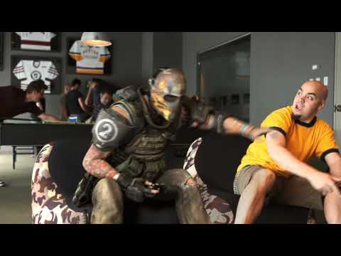 Army of Two: The 40th Day - Salem & Rios Visit EA Montreal