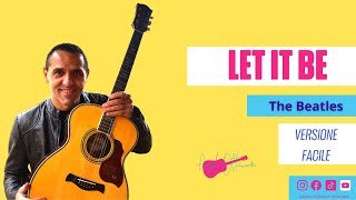 Let It Be - Easy Guitar Lesson - The Beatles
