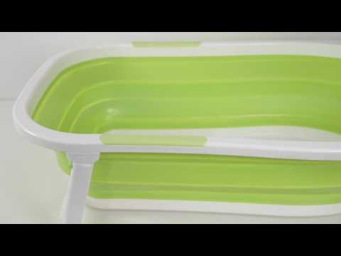 U-Grow Folding Bathtub U8833