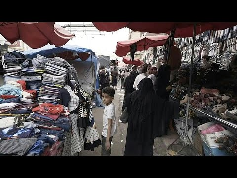 شاهد: مأرب اليمنية تتحضر لاستقبال عيد الفطر على وقع التصعيد العسكري…  - نشر قبل 60 دقيقة