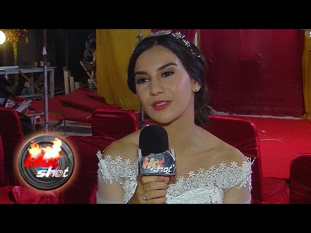 Giorgino Abraham Datangi Irish Bella di Lokasi Syuting - Hot Shot 22 September 2018