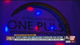South Tampa Gay Bar Holding Fundraiser