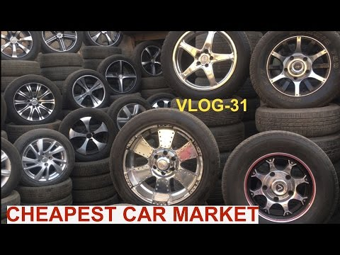 MAYAPURI[car,bus,truck,bike,ships- sparepart's market] ALLOYS,BUMPER,TYRES,LIGHT,ACCESSORIES | DELHI