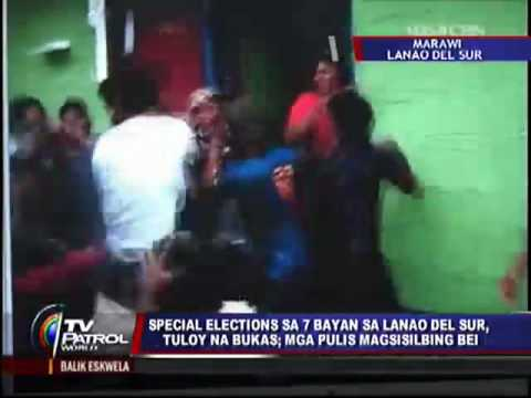 7 Lanao del Sur towns ready for special polls