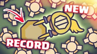 Moomoo.io WORLD RECORD (NO SANDBOX NO HACK)! UNBREAKABLE BASE TIPS TRICKS & STRATEGY!