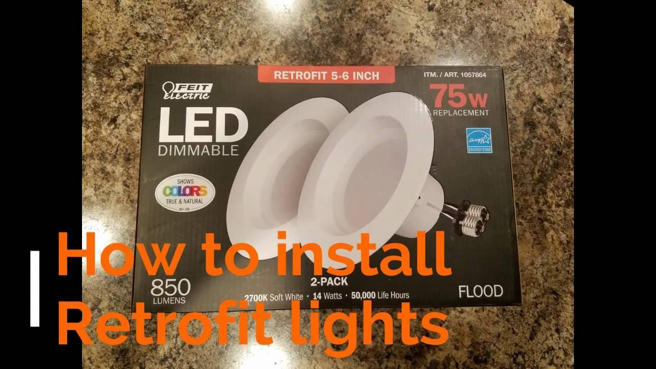 Beste Diy Downlight Installation Ideen - Elektrische Schaltplan ...