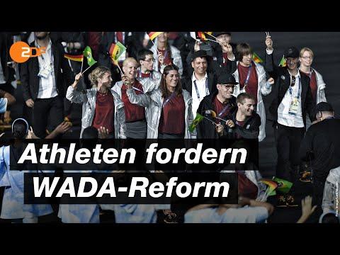 Kampf gegen Doping: