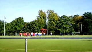 Auflauf Hertha BSC 4. Männer - BSC Marzahn