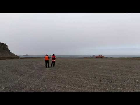 Antarctica 2017 Airstrip King George Island