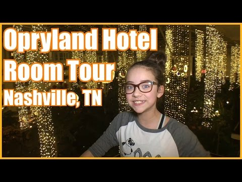 Gaylord Opryland Hotel Nashville, TN | Room Tour 2017