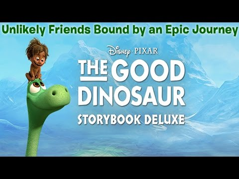 The Good Dinosaur: Storybook Deluxe...