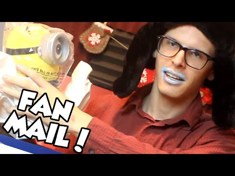 FAN MAIL Christmas Special - Bad Unboxing