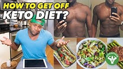 How to Get off Keto Diet & Other Restrictive Diets (What Will Happen)