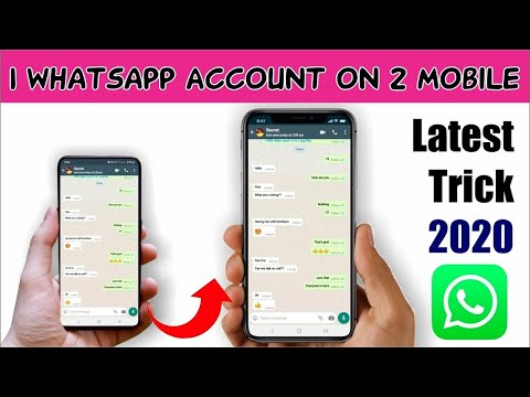 Install 2 WhatsApp on same Phone