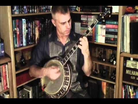 Ron Hinkle plays A Banjo Vamp by Emile Grimshaw