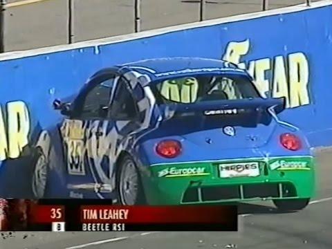 2001 GT-P - Sydney Motorsport Park - Round 5