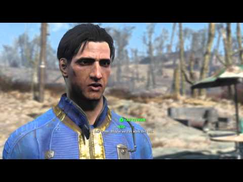 Fallout 4 - High charisma at the start of the game is the be