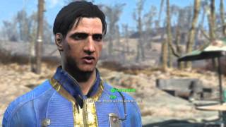 Fallout 4 - High charisma at the start of the game is the best