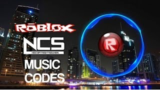Roblox ncs music codes