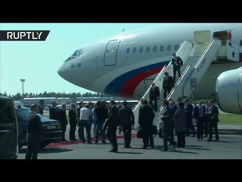 وصول الرئيس الروسي فلاديمير بوتين إلى هلسنكي للقاء نظيره الأمريكي دونالد ترامب  - نشر قبل 1 ساعة