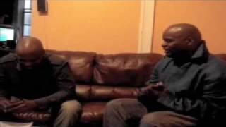 Kenny Muhammad Interview Pt.1c - March 2009