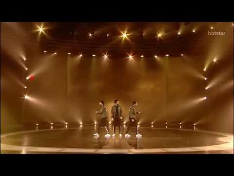 Raghav &Sakati Slow motion Dance India Dance Grand final