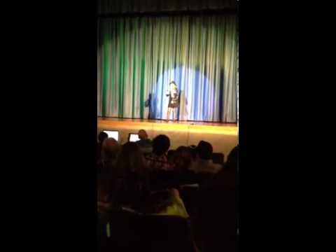 Mark Twain Talent Show - Fly Me To The Moon