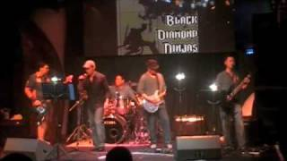 Careless Whisper - Seether (Cover) ZOUK GIG Live Oct 14 - Black Diamond Ninjas