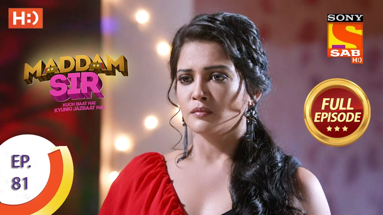 Download Maddam Sir - Ep 81 - Full Episode - 1st October 2020