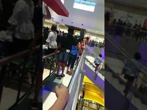 James Reid at SM City Clark 8/27/2017
