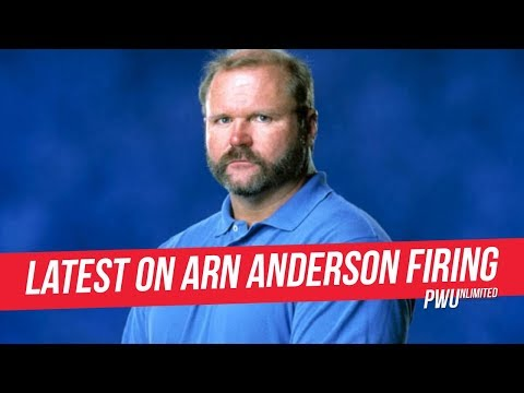 Latest On Arn Anderson Being Fired By The WWE