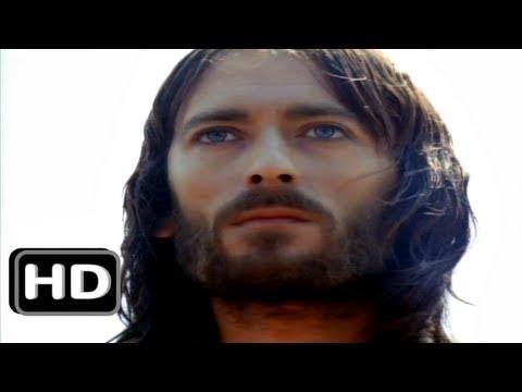 ♔ Jesus of Nazareth  ✝  Part 1  ✝   Robert Powell ✦