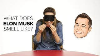 'Elon's Musk' air freshener smell test