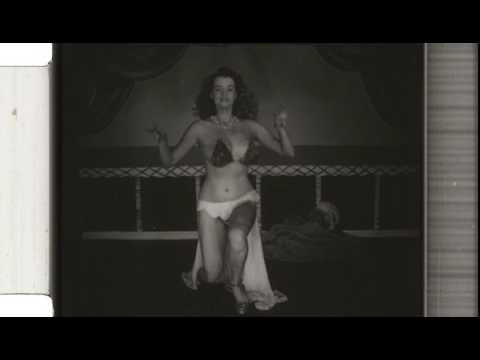Vintage Burlesque Footage - Betty Howard in Exotic Mambo
