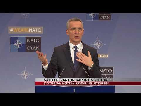 NATO prezanton raportin vjetor - News, Lajme - Vizion Plus