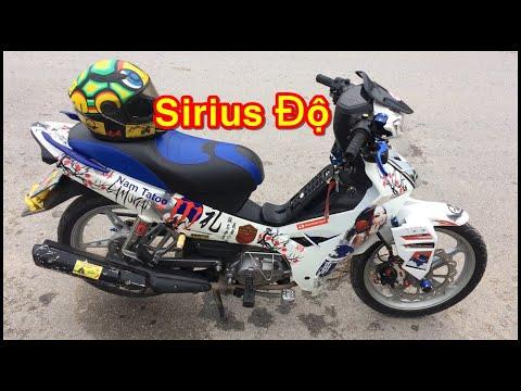 Biker Thanh Hóa Độ Sirius Chất Nhất Quả Đất