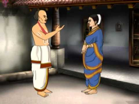 BHAGAVATH RAMANUJA ANIMATED MOVIE PART 1