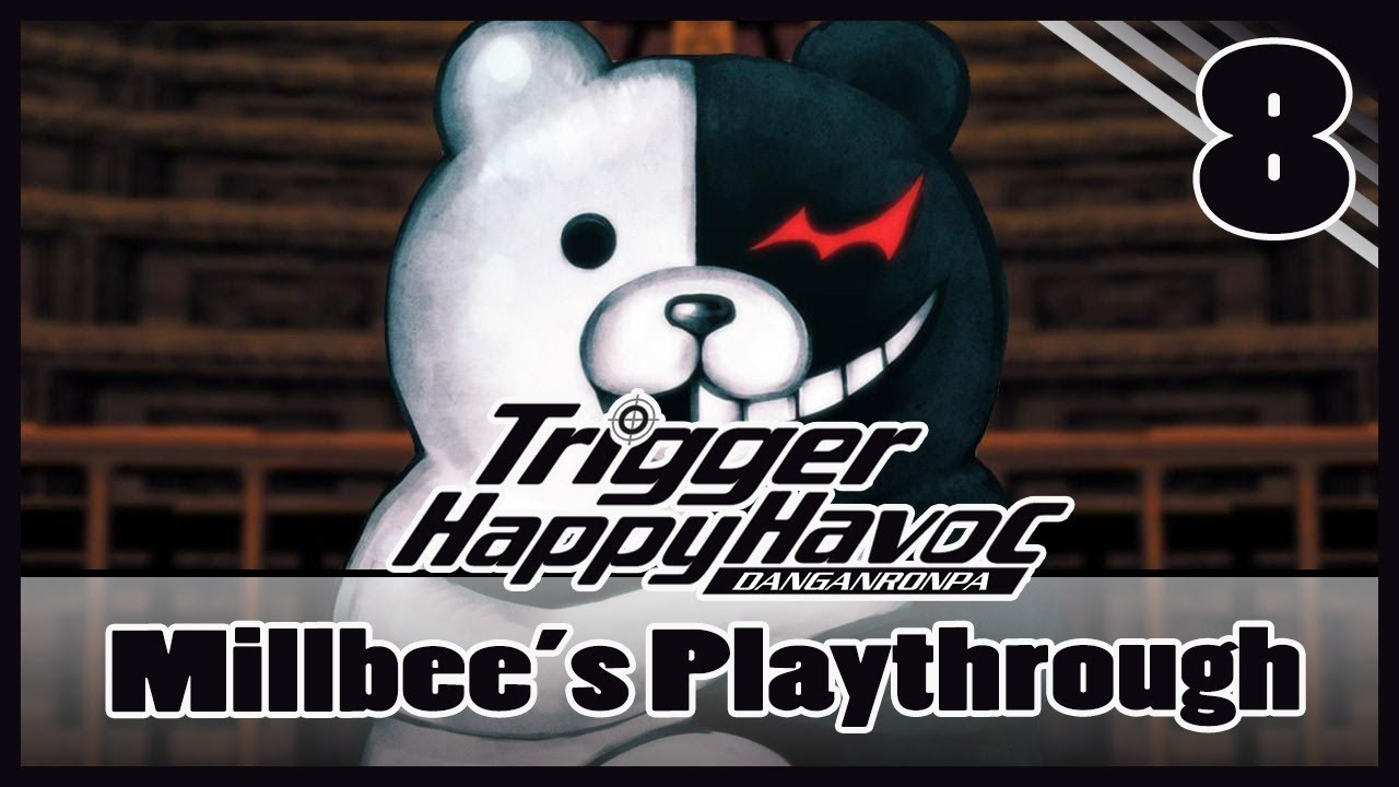 Download Danganronpa | Millbee Plays - Part #8 [Viewer Picked Game]