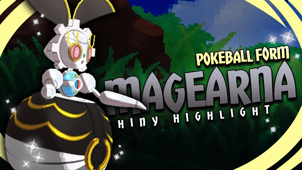 how to get shiny magearna