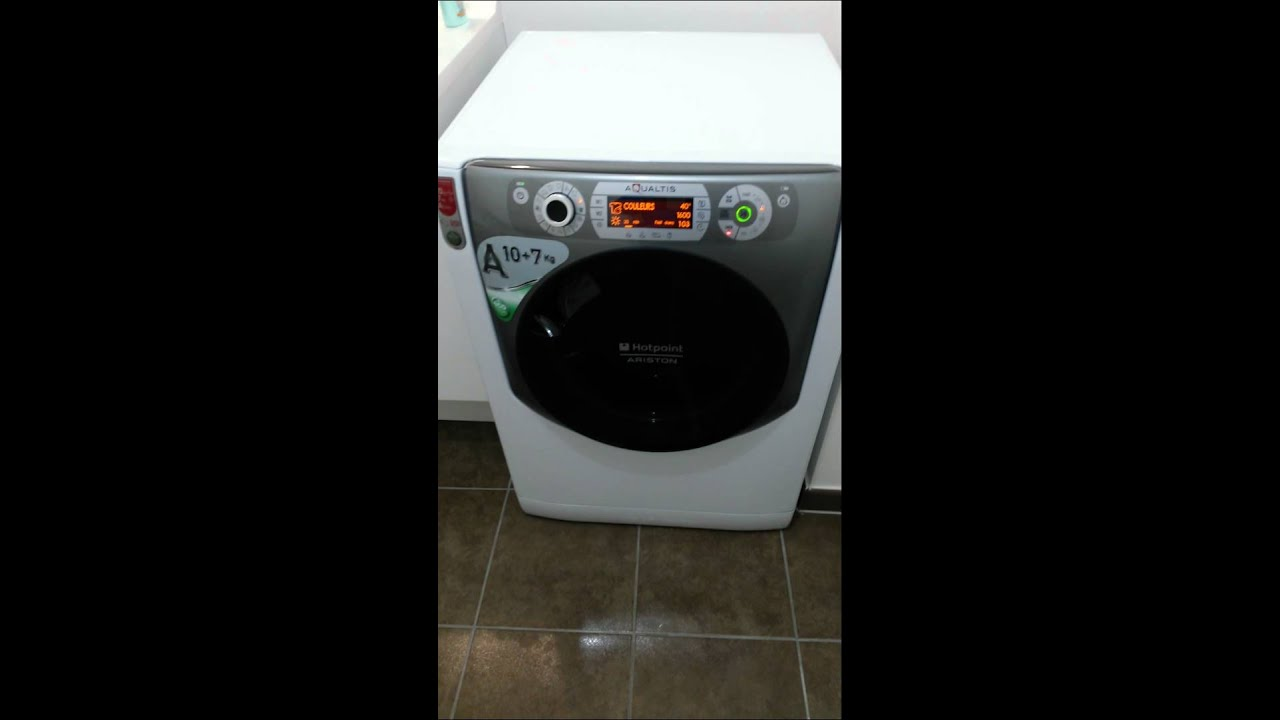 hotpoint ariston pompe trop bruyante1 youtube
