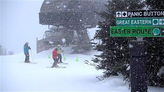 Ski Vermont - Skiing Killington Vermont 2016